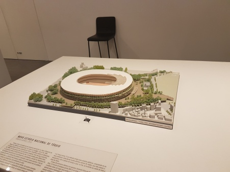 Novo Estádio Nacional de Tóquio