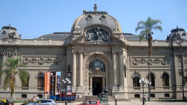 Museo-Nacional-de-Belas-artes-santiago-chile
