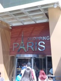 Entrada Shopping Paris. Photo by: Lucas Rocha